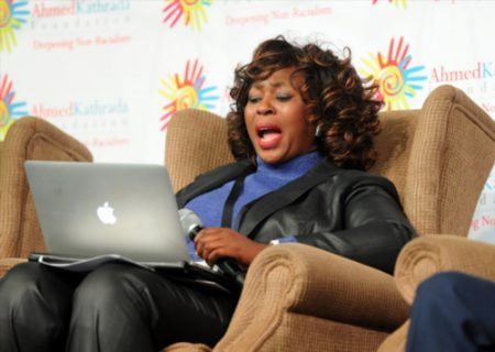 We cannot celebrate Zuma's exit, his army of crooks are at work, says Makhosi Khoza