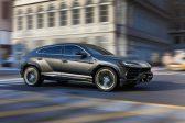 Lamborghini joins fast-growing SUV market