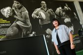 Australia's Castle shatters rugby union glass ceiling