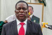 Zimbabwe's Mnangagwa shows his colours