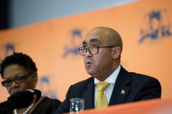 Shaun Abrahams was appointed as Director of Public Prosecutions by President Jacob Zuma in 2015 but the High Court has ordered him to leave the post.