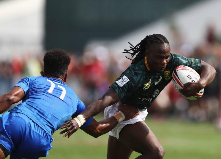 Kenya Sevens win against Canada in Dubai