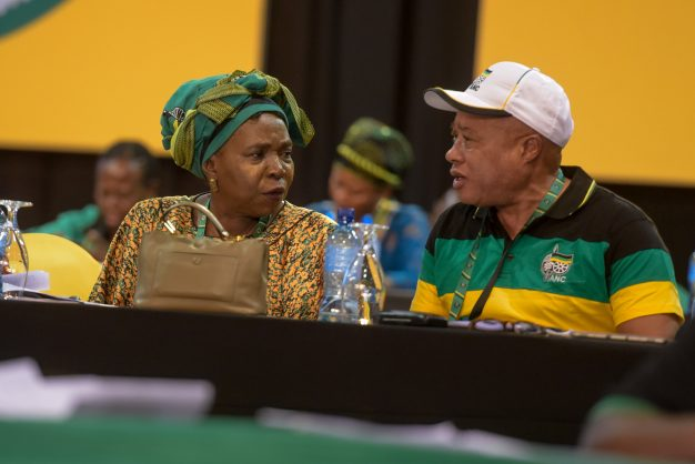 Why Nkosazana Dlamini-Zuma won the bigger battle