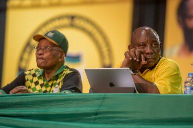ANCYL secretary denies involvement in 'plot' to oust ANC leadership