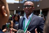 'Fight' on expropriation of land nearly 'collapsed' the conference, says Godongwana