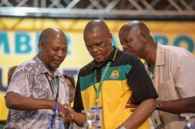 Nasrec, 3 years later: Zuma camp not dead and buried yet