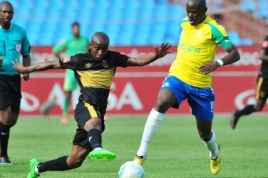 City looking to take down strong Sundowns