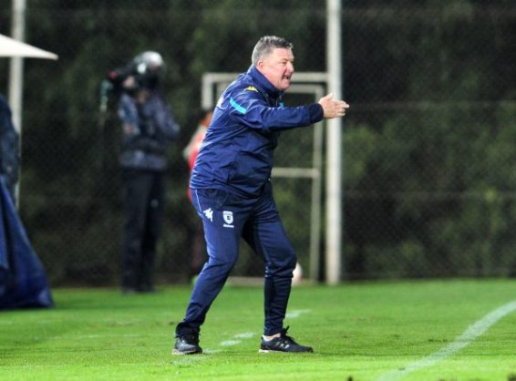 Gavin Hunt, coach of Bidvest Wits (Samuel Shivambu/BackpagePix)