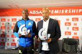 Moloi and Kekana win PSL monthly awards