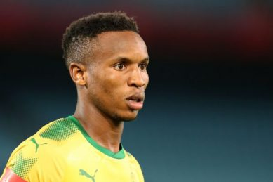 Sundowns holding thumbs for Zwane's return