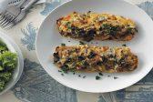 Recipe: Bacon and creamy mushroom rarebit