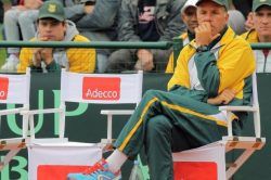 No Anderson (again) but there's for SA in Davis Cup