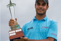 It pays off to be aggressive, says Joburg Open winner Sharma