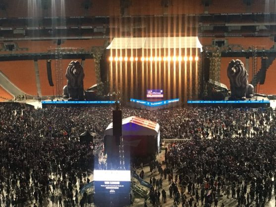 Cassper Nyovest's Fill Up FNB Stadium concert: SOURCE: Twitter.