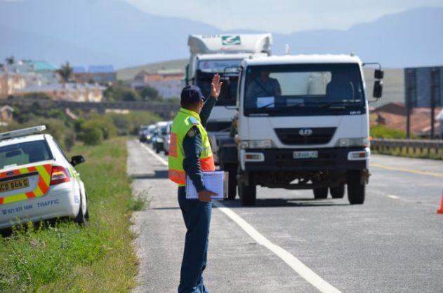 Crackdown on 'cooldrink cops' earns Mbalula praise