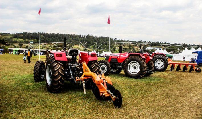 Affordable tractors improved food security in Nigeria Mugisha Don de Dieu/Flickr
