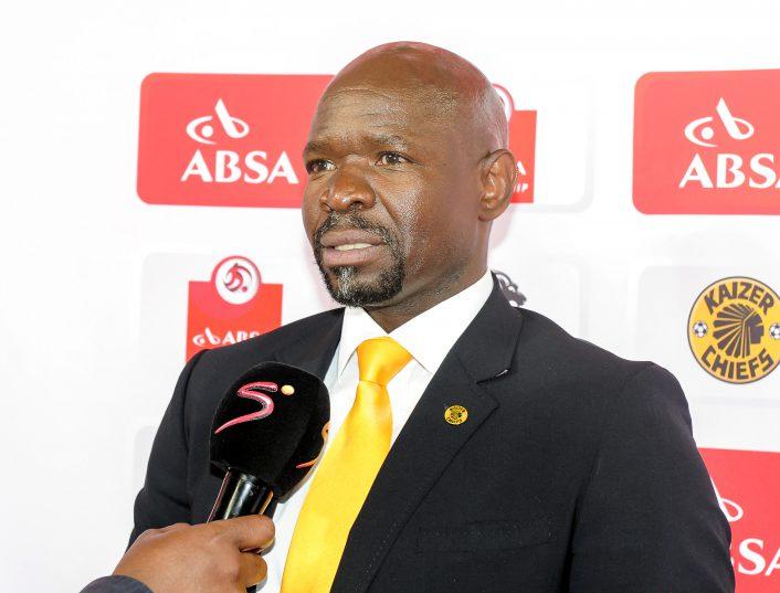 Stephen Komphela, coach of Kaizer Chiefs (Gerhard Duraan/BackpagePix)