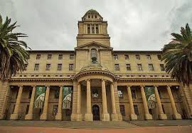 Gauteng Legislature in the Joburg CBD housed in the old City Council Chambers.