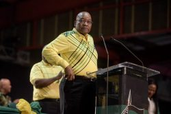 Secret discussions have begun to have Zuma exit before his term ends – report