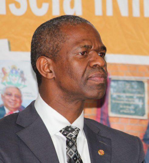 MEC for Health in KZN, Dr Sibongiseni Dhlomo