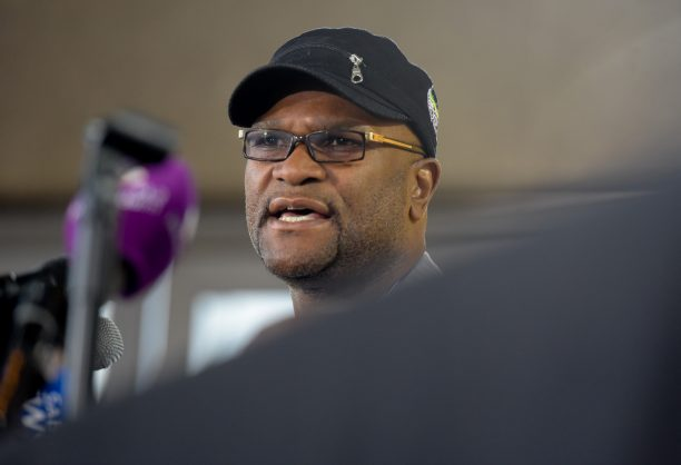 Mthethwa receives hostile reception in Eastern Cape