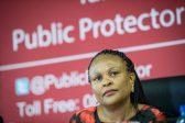 Thank you, Busisiwe, we must applaud your latest bungle