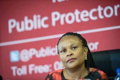 DA asks Modise to institute proceedings to remove Mkhwebane