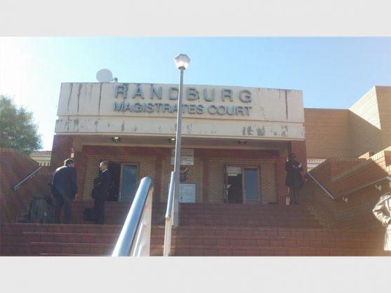 Maponya's sentence took place at the Randburg Magistrates' Court