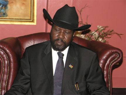 Preparations underway for historical meeting between Kiir and Machar