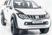 Mitsubishi Triton gets LTD treatment
