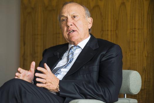 Christo Wiese, formerly of Steinhoff International
