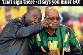 WATCH: Limpopo #ANC54 delegates sing 'Zuma wa tsamaya, bohodu bo fedile'