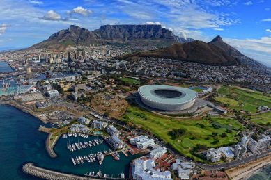 Cape Town is a climate change disaster at WEF