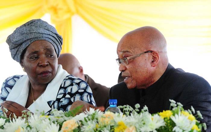A look into the close bond shared by Nkosazana Dlamini-Zuma and Jacob Zuma