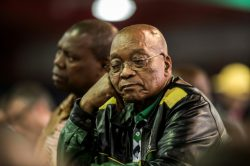 President of South Africa, Jacob Zuma, has faced multiple scandals during his time in power