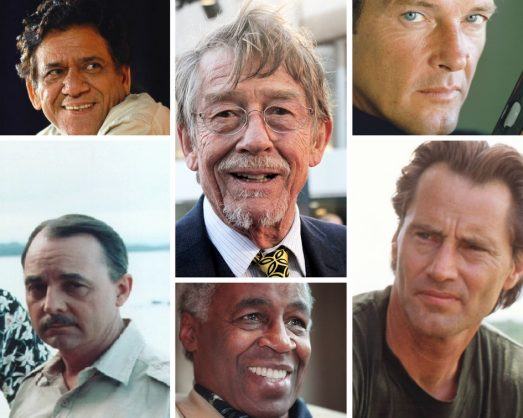 Many stars in the entertainment passed away this year