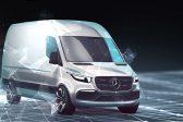 Sneak peek at the new Mercedes-Benz Sprinter