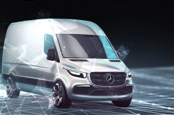 Sneak peek at the new Mercedes-Benz Sprinter