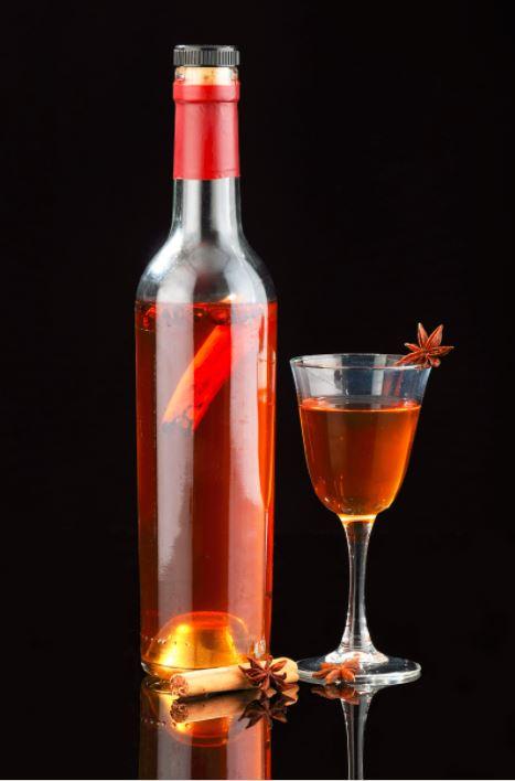 rooibos-liqueur