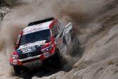 Toyota Gazoo on form but Peugeot hold their grip at Dakar