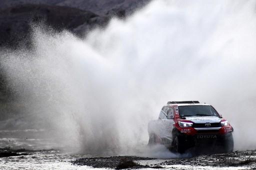 Al-Attiyah Wins Dakar Stage 12 as Nikolaev Retakes Trucks Lead