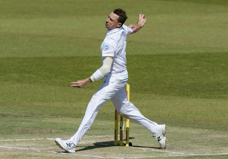 With Steyn (pictured) having broken down in three of the last five Tests he has played since late 2015, Gibson said he had to be cautious