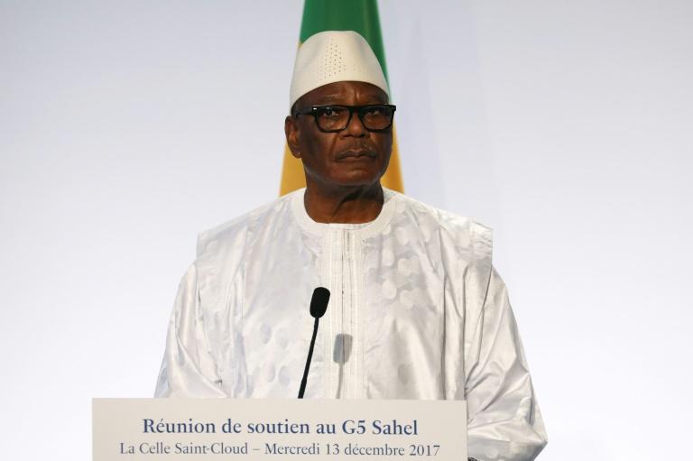 Malian President Ibrahim Boubacar Keita has declared a mourning period for the dozens killed in jihadist attacks