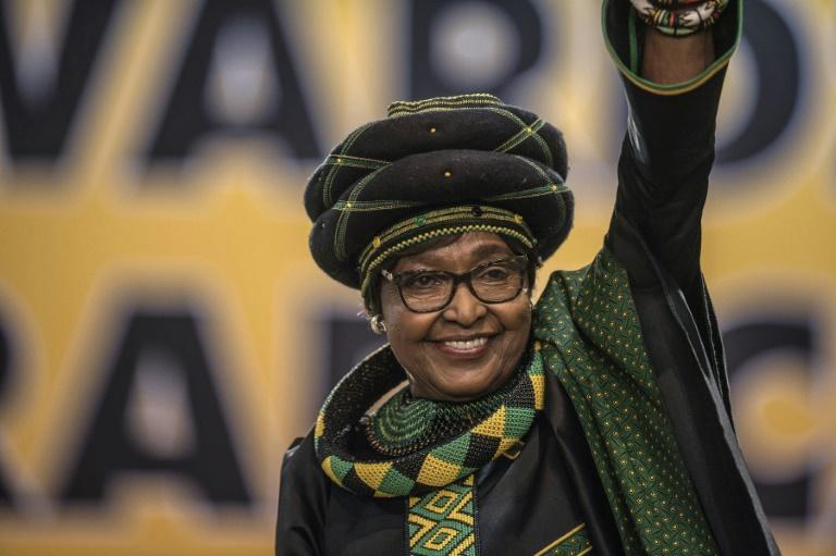Winnie Madikizela-Mandela in hospital for kidney infection