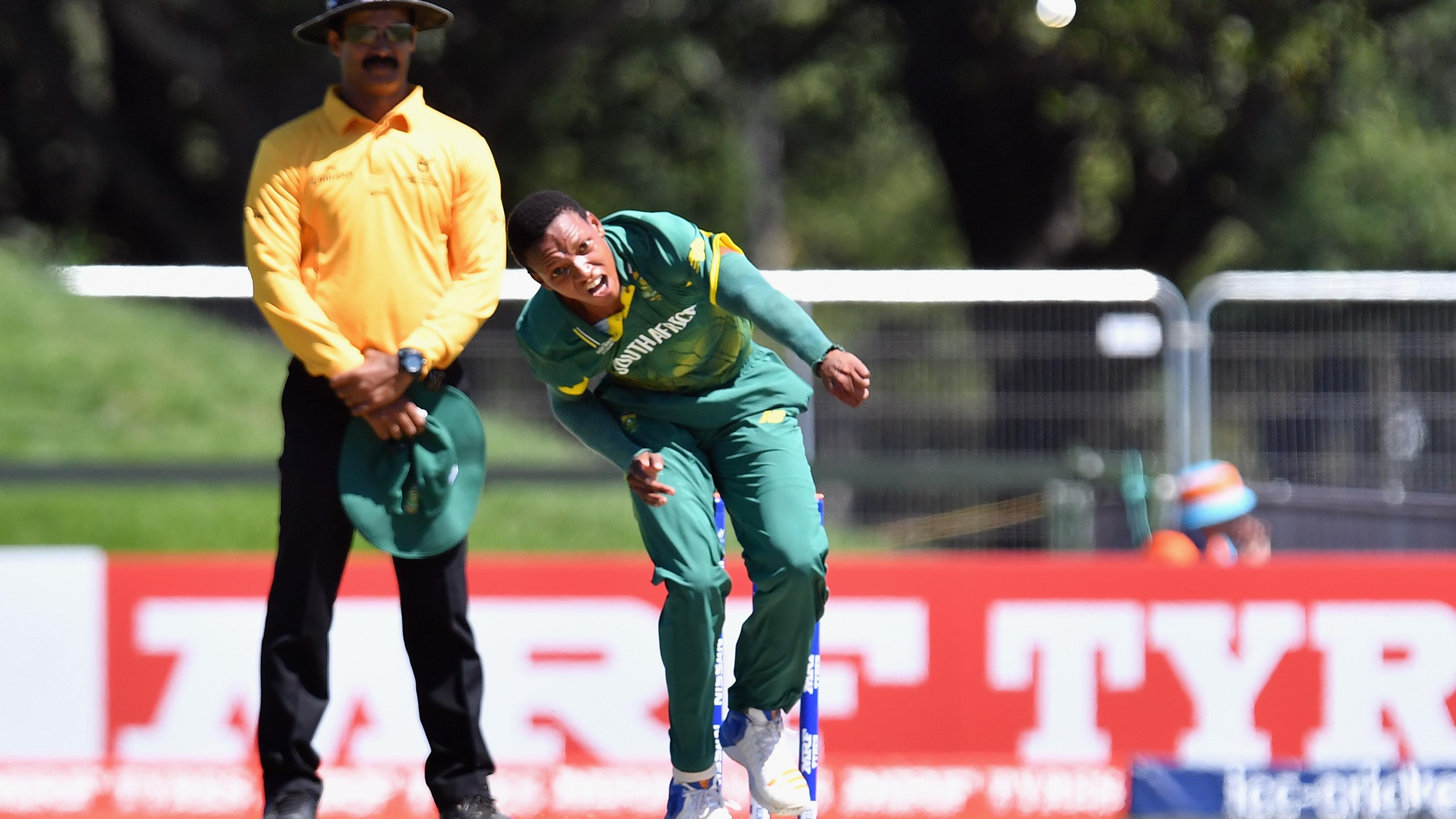 Akhona Mnyaka. Photo: ICC.