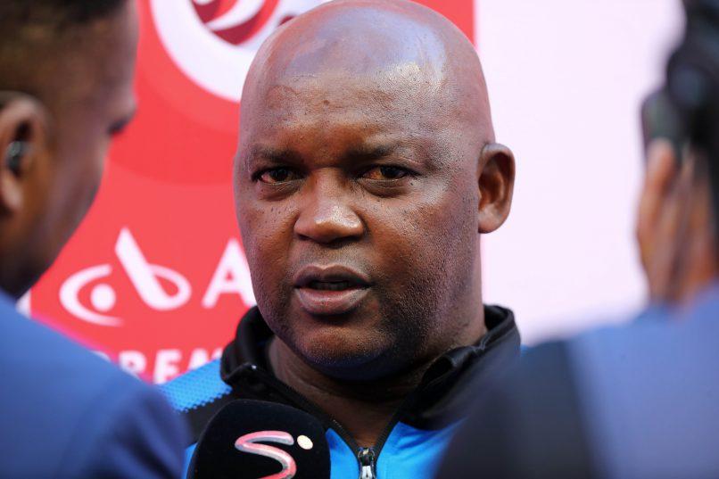 Pitso Mosimane, Head Coach of Mamelodi Sundowns (Chris Ricco/BackpagePix)