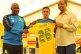 Sundowns table offer for Venezuelan striker – report
