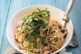 Recipe: Chicken, coriander and lemon spaghetti
