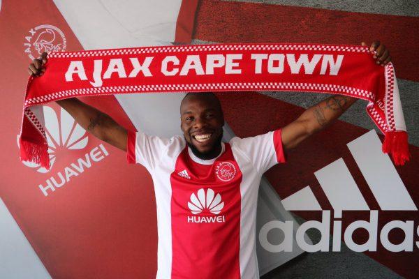 New Ajax Cape Town signing Siyanda Zwane (Pic Ajax)
