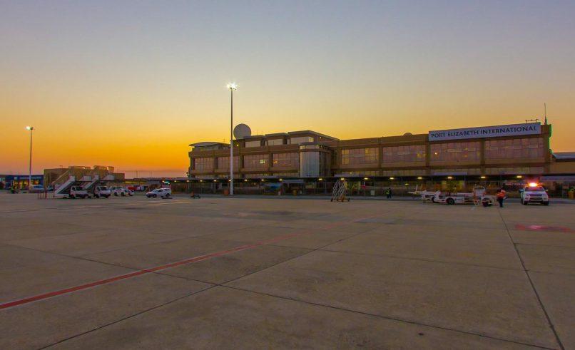 Port Elizabeth International Airport. Photo: Facebook